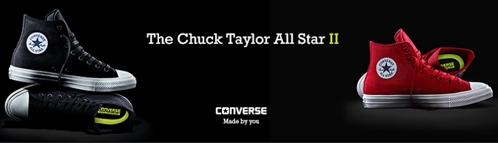 Chuk Taylor All Starr 2